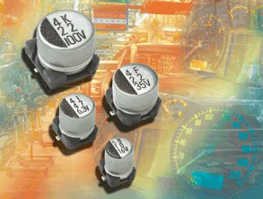 Vishay Expands on 153 CRV Series with New SMD Capacitors Featuring Increased Voltages to 100 V and Increased Capacitance to 1000 ìF