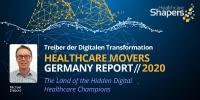 Healthcare Movers: Wer sind die Treiber der digitalen Transformation?