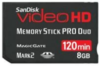 Sandisk launcht High Definition Video Flash Card-Serie für neue Digitalcamcorder