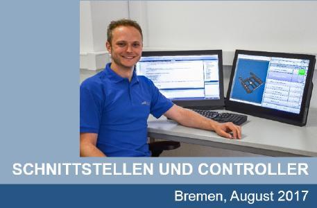 Erfahrungsbericht Schnittstellen und Controller von Martin Mannes