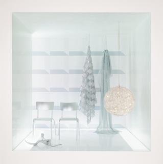 StuccoDecor DI LUCE ? spiegelt das Geschehen im Raum effektvoll wieder. Foto: Caparol Farben Lacke Bautenschutz/Blitzwerk