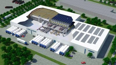 SSI Schaefer implements a state-of-the-art logistics center for MISUMI