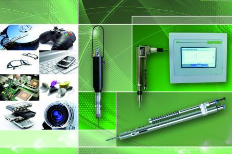 NANOMAT – The screwdriver for low torque applications