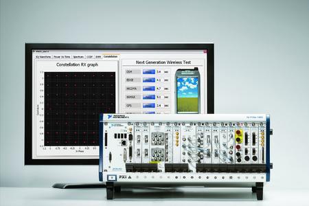 6,6 GHz Instrumente