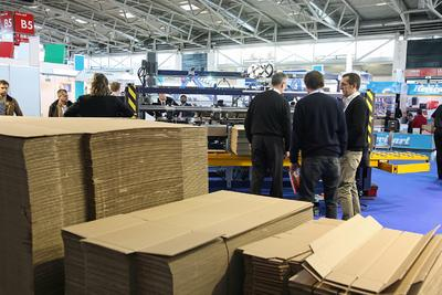 CCE International set to be the key marketplace for the corrugated and carton industry