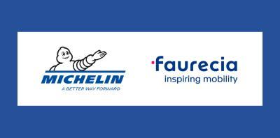 Michelin und Faurecia halten jeweils 50 Prozent an SYMBIO, A FAURECIA MICHELIN HYDROGEN COMPANY