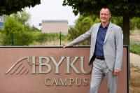 Der Aufsichtsrat des Erfurter IT-Dienstleisters IBYKUS hat Eckehart Klingner mit Wirkung zum 1. September 2018 in den Vorstand berufen. Foto: Andreas Kämpf/IBYKUS AG