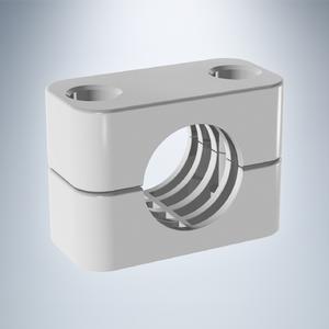 Standard block clamps as per DIN 3015 made of PAV0