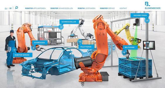 www.robotics.blumenbecker.com