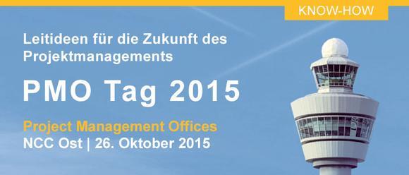 PMO Tag am 26. Oktober 2015 in Nürnberg