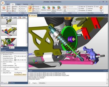3DViewStationV11 views management