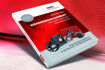 New Handbook: Thermal management for electronic components