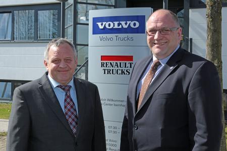 volvo niederlassung zieht nach isernhagen volvo group trucks central europe gmbh. Black Bedroom Furniture Sets. Home Design Ideas