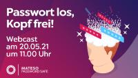 Webinar mit Sascha Martens, Mateso GmbH, am 20. Mai 2021 um 11 Uhr