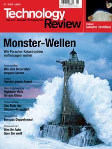 Technology-Review-Ausgabe 1/2009