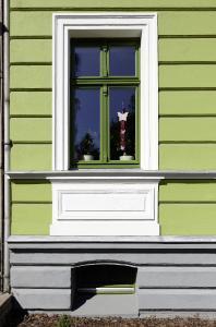 Fassadenfarbe grüntöne  Ein gründerzeitliches Bürgerhaus bekennt Farbe - Brillux GmbH & Co ...