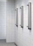 Regelmäßige Hygienespülungen garantieren die hohe Qualität des Trinkwassers und sorgen für den notwendigen Wasseraustausch bei Nichtbenutzung.