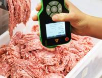 Mobiles Handmessgerät freshdetect BFD-100 zur Bestimmung der bakteriellen Verunreinigung von Hackfleisch (Bildquelle: FreshDetect)