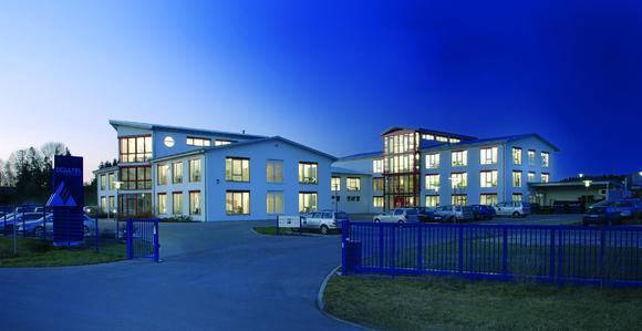 Hauptsitz der SCALTEL AG in Waltenhofen