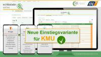 """Eine Grundvoraussetzung für die Zertifizierung von Managementsystemen nach ISO 50001, ISO 14001 oder EMAS ist die Einhaltung geltender, einschlägiger Rechtsvorschriften. Die datenbankgestützte Webanwendung """"Rechtskataster-Online"""" ist ein Online-Tool, welches Unternehmen bei der normkonformen Bewertung und Dokumentation rechtlicher Anforderungen unterstützt. Für kleine und mittelständische Unternehmen (KMU) gibt es ab sofort die Einstiegsversion """"Light""""."""