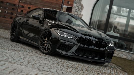 Im Sommer 2019 feierte der BMW M8 (F92) seine Premiere. Für das bis zu 625 PS starke Coupé von BMW M ist nun das KW Gewindefahrwerk Variante 4 erhältlich, dass sich die Dämpfertechnologie des BMW M4 GTS teilt