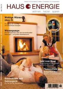 Titelseite Haus und Energie