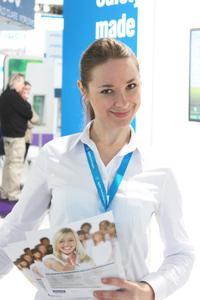 Olga. Premium Hostess der Interpret GmbH