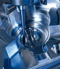 Intelligent CAM strategies for tool and mould making (Photo: OPEN MIND)