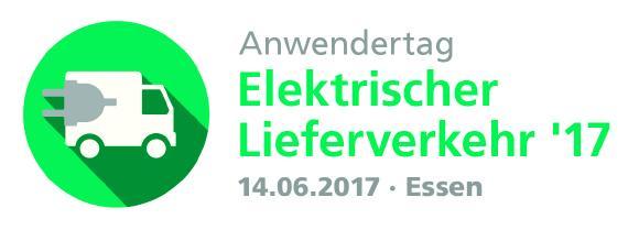 """2. Anwendertag """"Elektrischer Lieferverkehr"""""""
