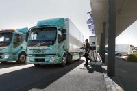 Die Lkw Volvo FL und Volvo FE Electric wurden in enger Zusammenarbeit mit ausgewählten Kunden entwickelt. Das Feedback der Fahrer war sehr positiv