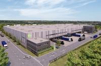 Die neue Halle von B+S am Hamburger Hafen ist optimal auf die Anforderungen von Kontraktlogistik und E-Commerce Fulfillment ausgerichtet. (Foto: B+S)