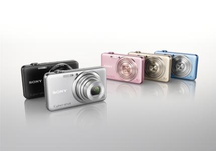 Cyber-shot DSC-WX50 von Sony Gruppe