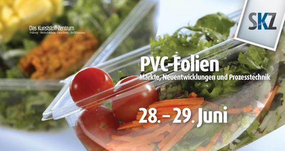 Fachtagung: PVC-Folien / 28. bis 29. Juni 2016, Würzburg
