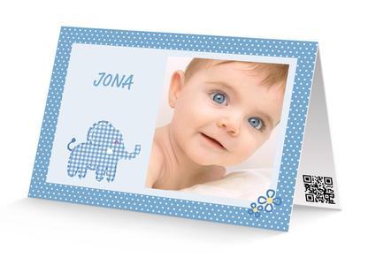 CEWE CARDS mit Video sind individuelle Grußkarten, in die eigene Filme integriert werden können