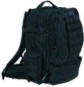 Rucksack Large Tactical schwarz