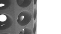 Gtecz 3D Druck Beton - Detailaufnahme