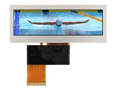 New ultra wide ultra stretched LCD Panels for brilliant Mini panoramic view Displays in electronic devices