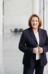 Justizministerin Sabine Leutheusser-Schnarrenberger ist prominente Rednerin bei der DuD 2010.
