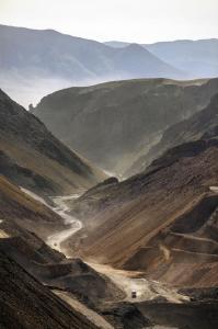 Figure 19 Access road Pirquitas Mine