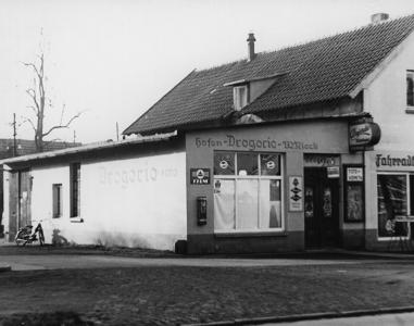 """In dieser Halle in Minden begann wenige Monate nach Kriegsende das Unternehmen, das damals unter """"Wilhelm Harting Mechanische Werkstätten"""" firmierte"""