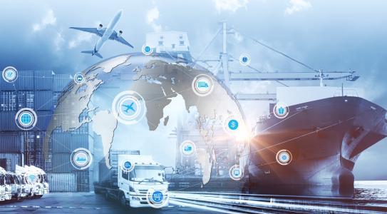 Logistik Lösungen von Atlantik Elektronik