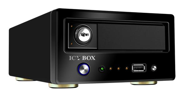 Multi media server ICY BOX IB-NAS6210