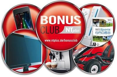 NT plus Bonus Club geht an den Start