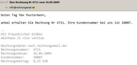 Rechnungsmail.de: Neuer Standard für den Rechnungsversand per E-Mail ...