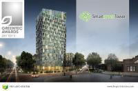 Smart Green Tower als Siegerkandidat des Galileo Wissenspreises 2017