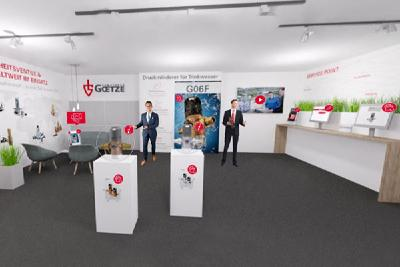 Discover in an Interactive Way the New Building Technology Innovation from Goetze