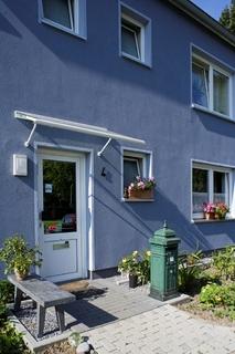 In Abstimmung mit dem Architekten wurden die Hauseingänge so gestaltet, dass sich jeder Mieter auf Anhieb zuhause fühlt.