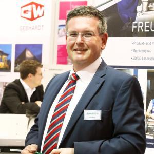 Matthias Müller, Assistent der Geschäftsleitung und Leiter des Vertriebs, Meindl-Köhle Umform- und Systemtechnik, Landsberg am Lech