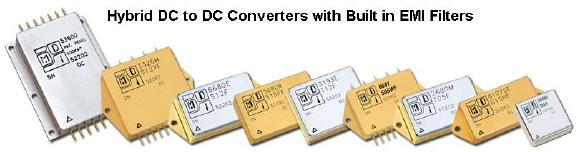 Hybrid DCDC Converter
