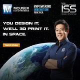 Mouser Electronics Announces Winner of International Space Station Design Challenge